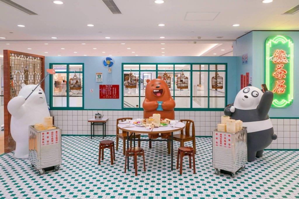 we bare bears singapore hong kong