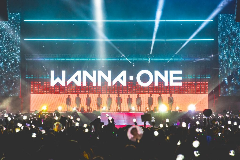 [Singapore Coverage] Wanna One are Undivided