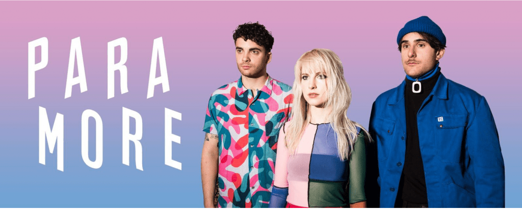 'AFTER LAUGHTER': PARAMORE LIVE IN SINGAPORE