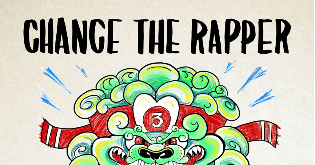 [SINGAPORE EVENT] CHANCE THE RAPPER –– LIVE IN SINGAPORE FOR THE FIRST TIME