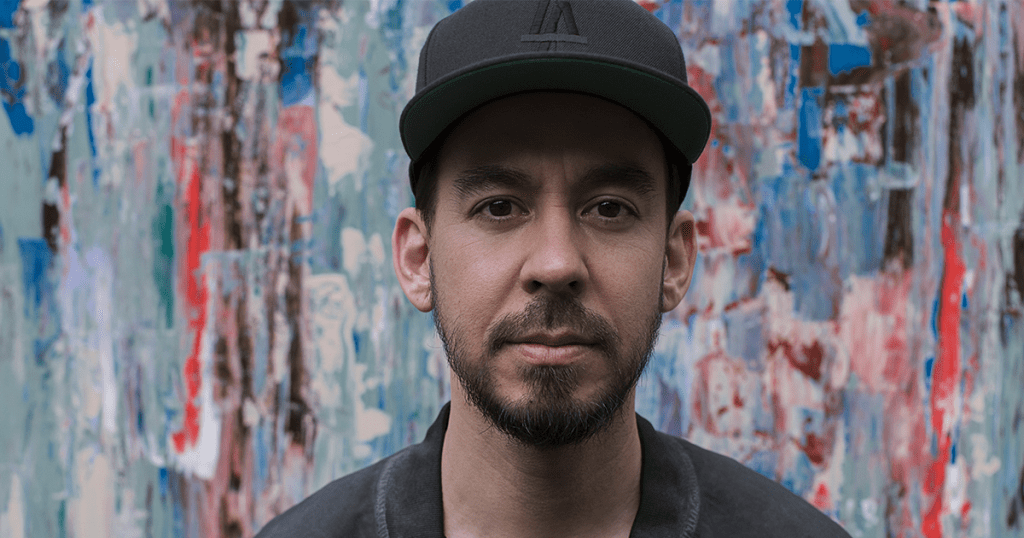 'POST TRAUMATIC': MIKE SHINODA LIVE IN SINGAPORE