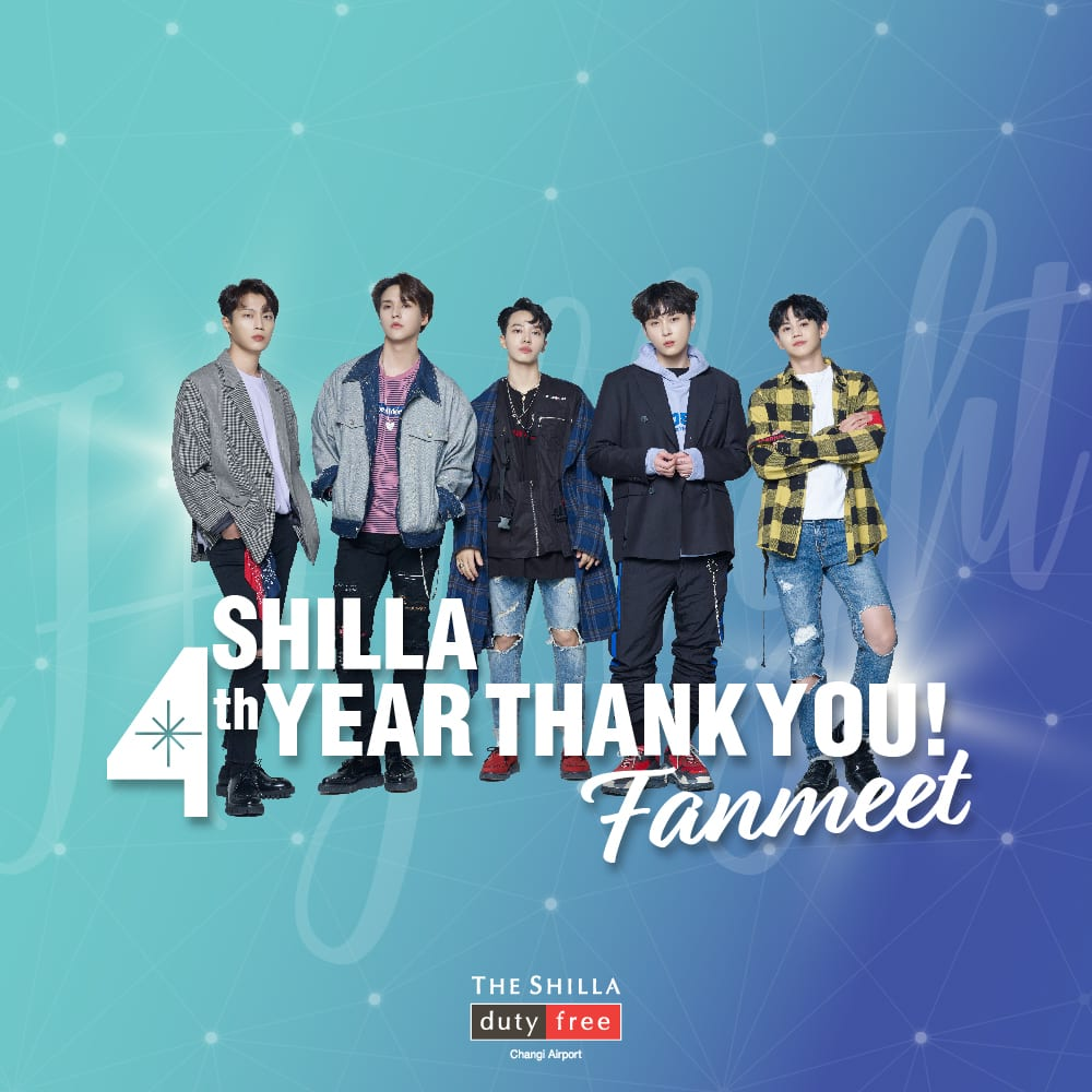 shilla duty free HIGHLIGHT Fan Meet