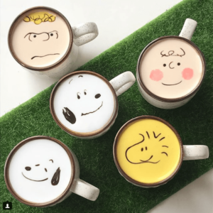 creamart latte art lee kang bin barista