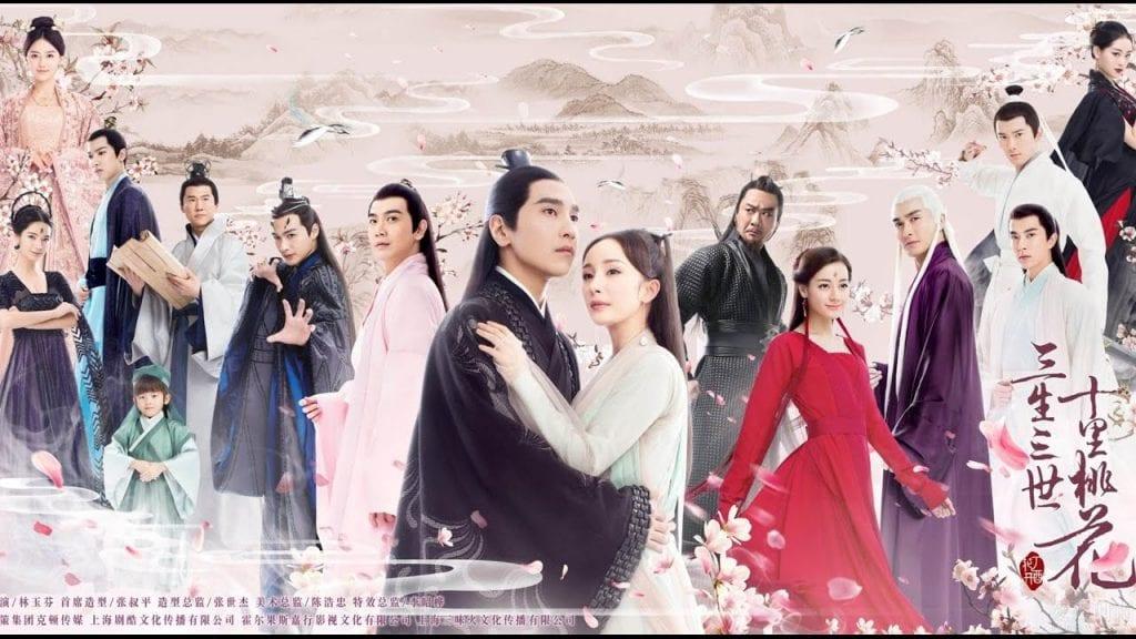 [Drama] Top 5 Chinese Drama to binge-watch (2017 Edition)