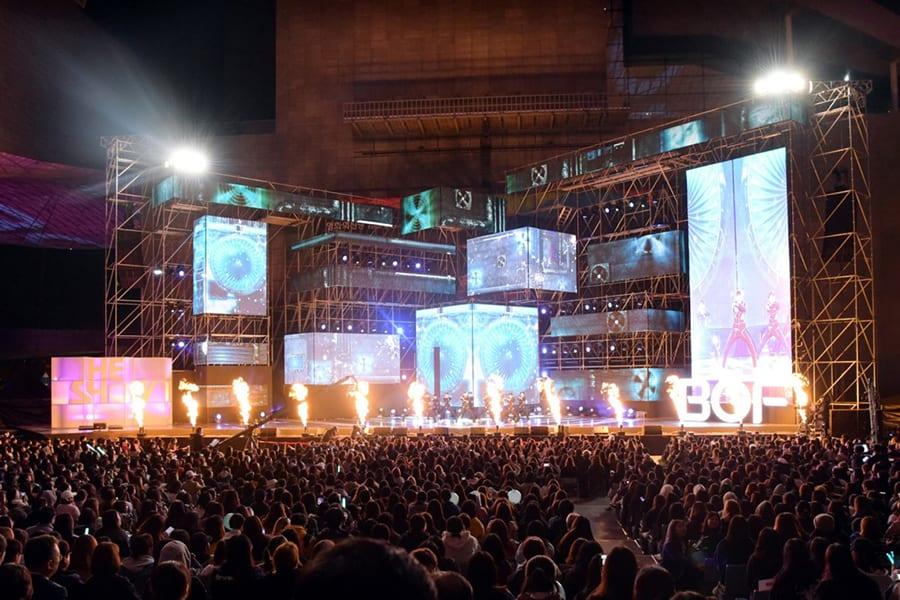 Busan One Asia Festival 2018 Closing