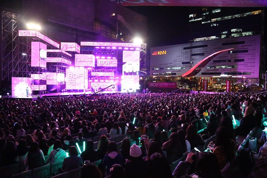 Busan One Asia Festival 2018 BOF Fan Meeting
