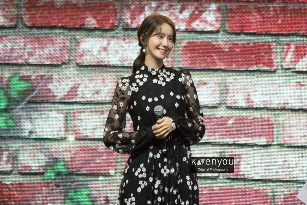 YOONA FANMEETING So Wonderful Day #Story_1 in SINGAPORE