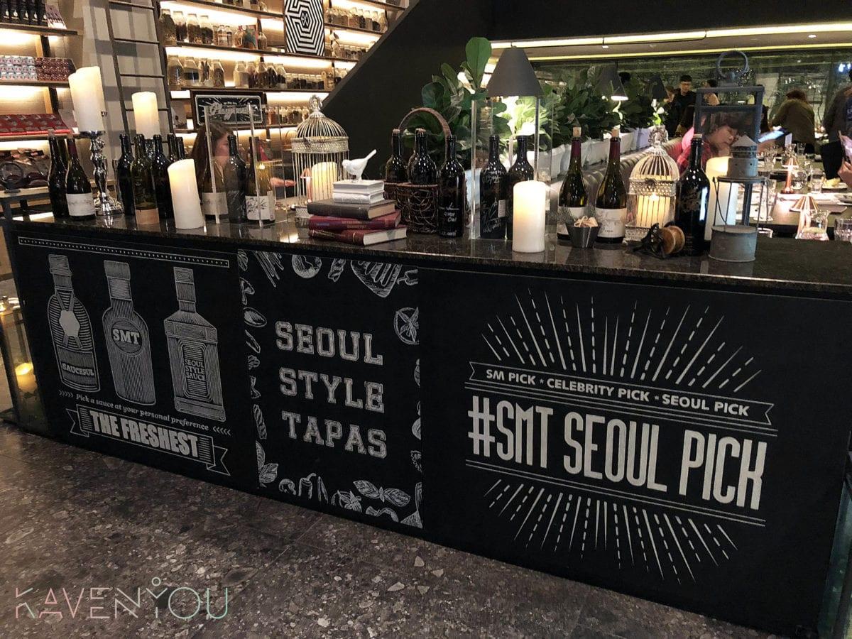 SMT Seoul Bar