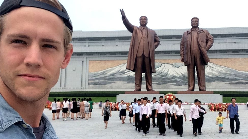 North Korea-Tour pemberton