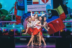 Red Velvet Redmare in singapore