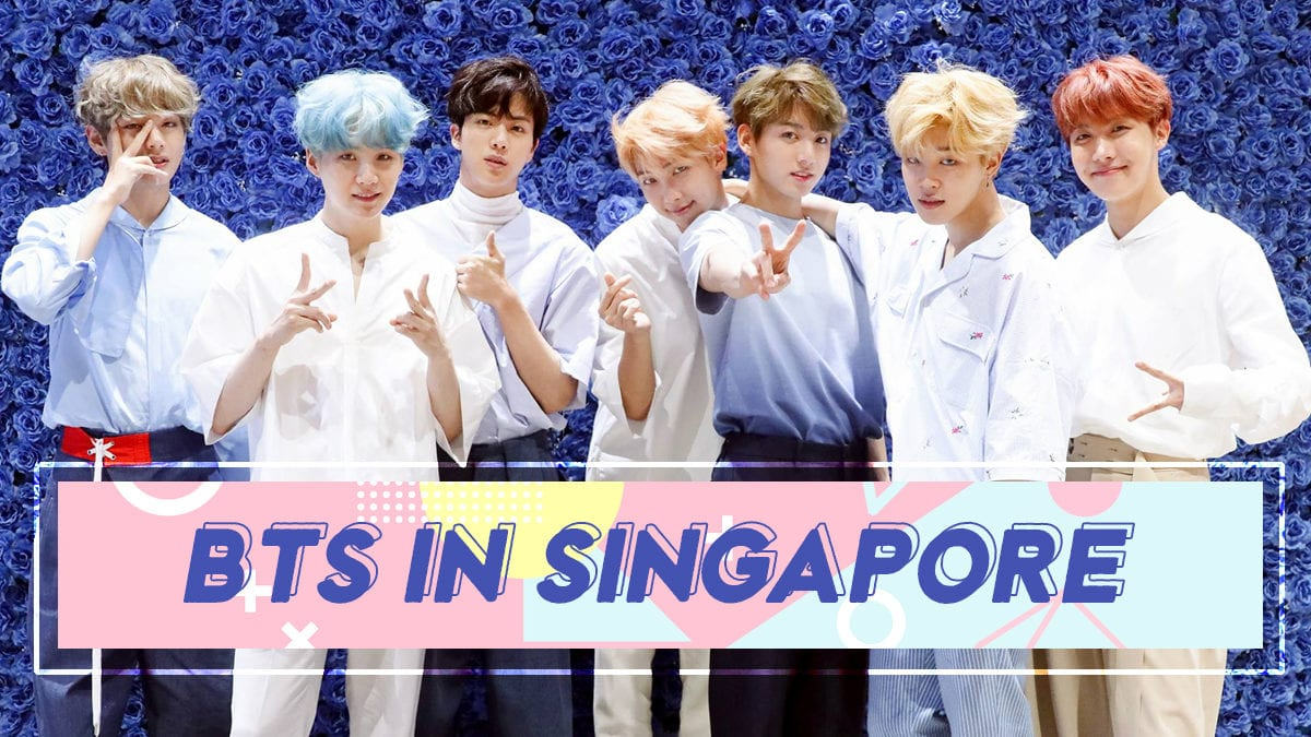 3 interesting facts about BTS' upcoming Singapore concert