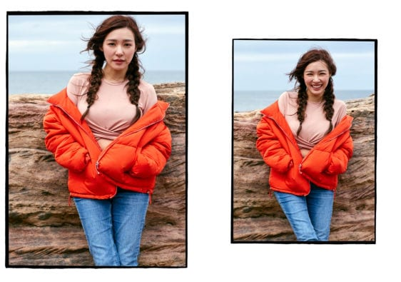 tiffany young h&m 4