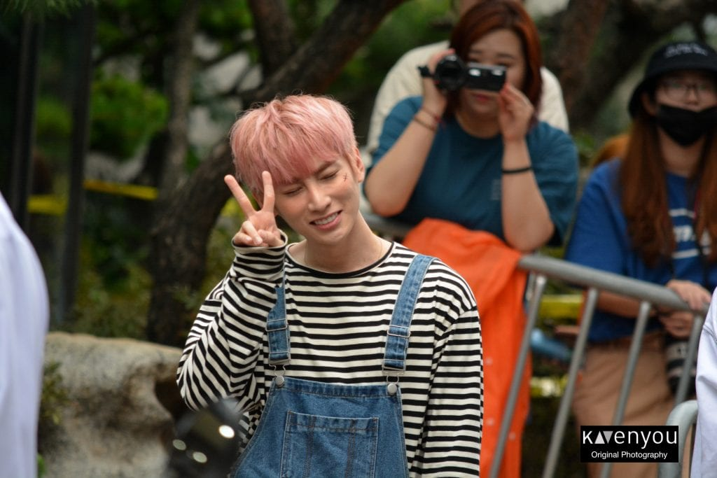 music bank korea in2it isaac