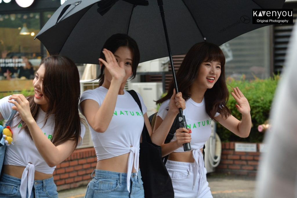 music bank korea rookie nature