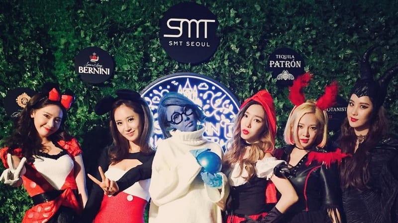 smtown-halloween SMT Seoul