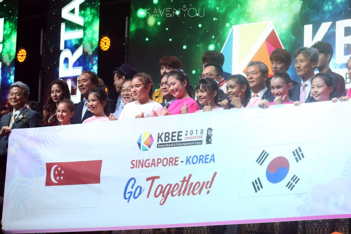 kbee 2018 brand ambassadors
