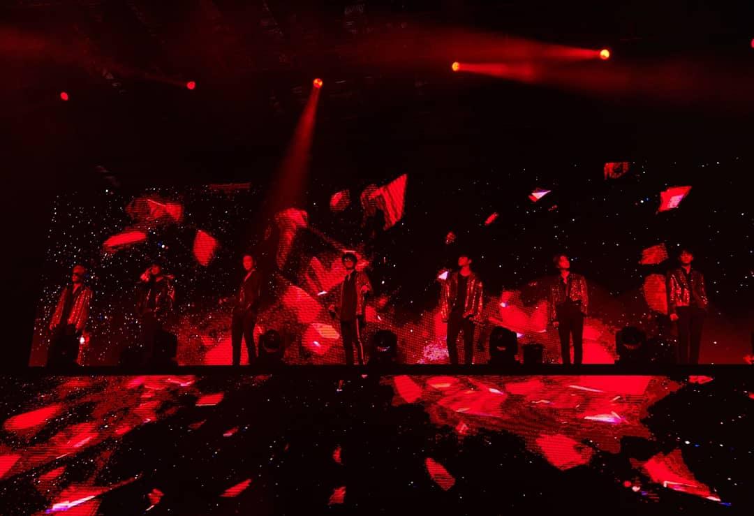 iKON Continue Tour Singapore