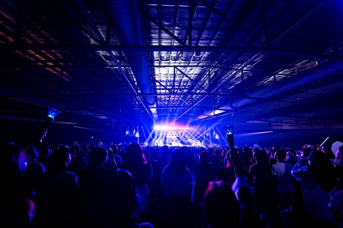 WINNER Singapore concert