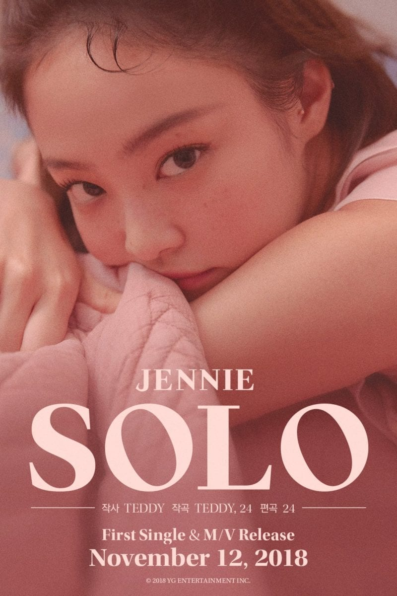 K-pop solos to look out for this November
