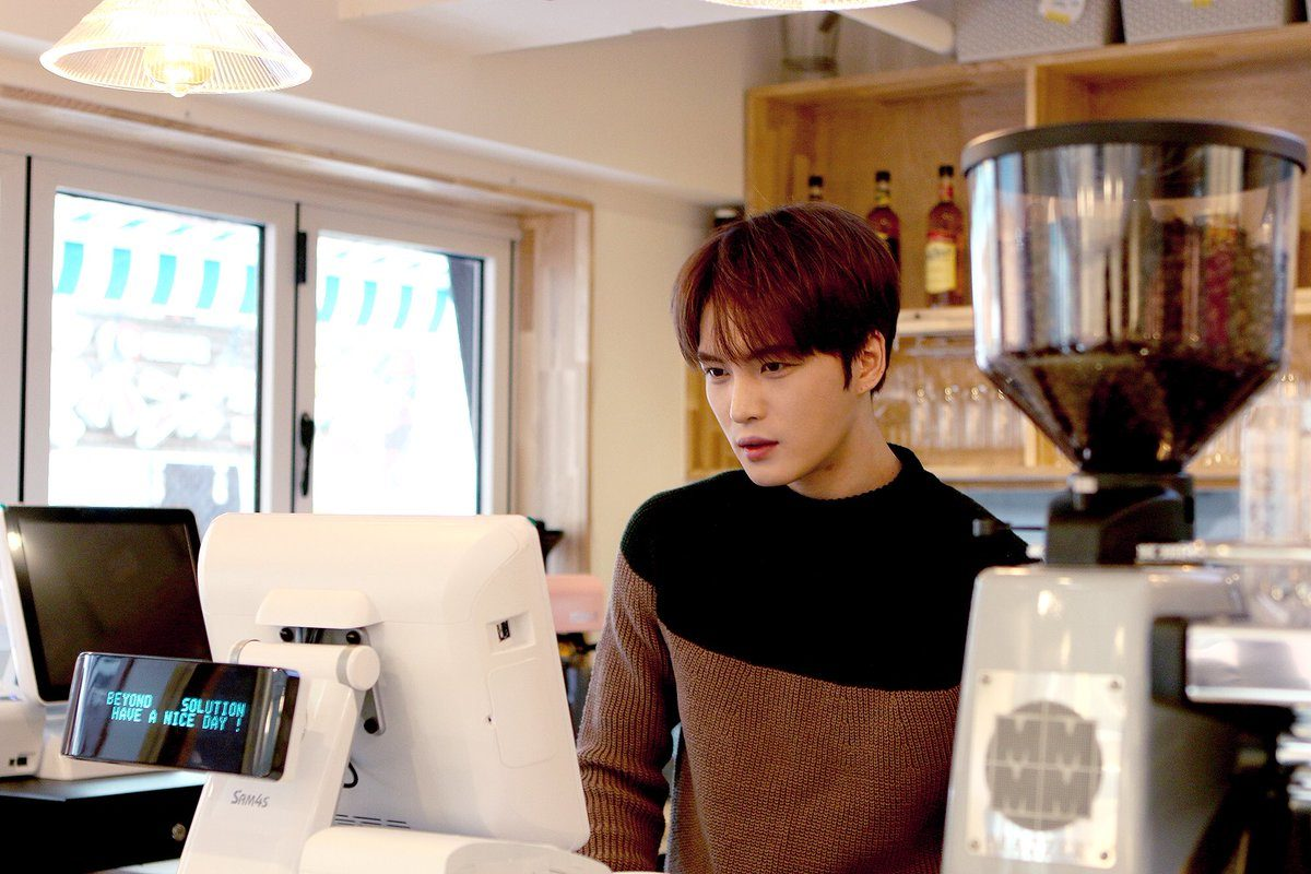 Jaejoong at Cafe de KAVE