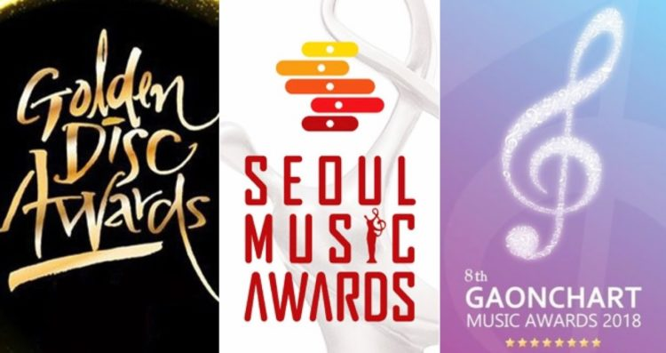 korean music awards 2019