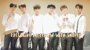 [INTERVIEW] Honorary ambassador SNUPER compares between Singapore and Korea