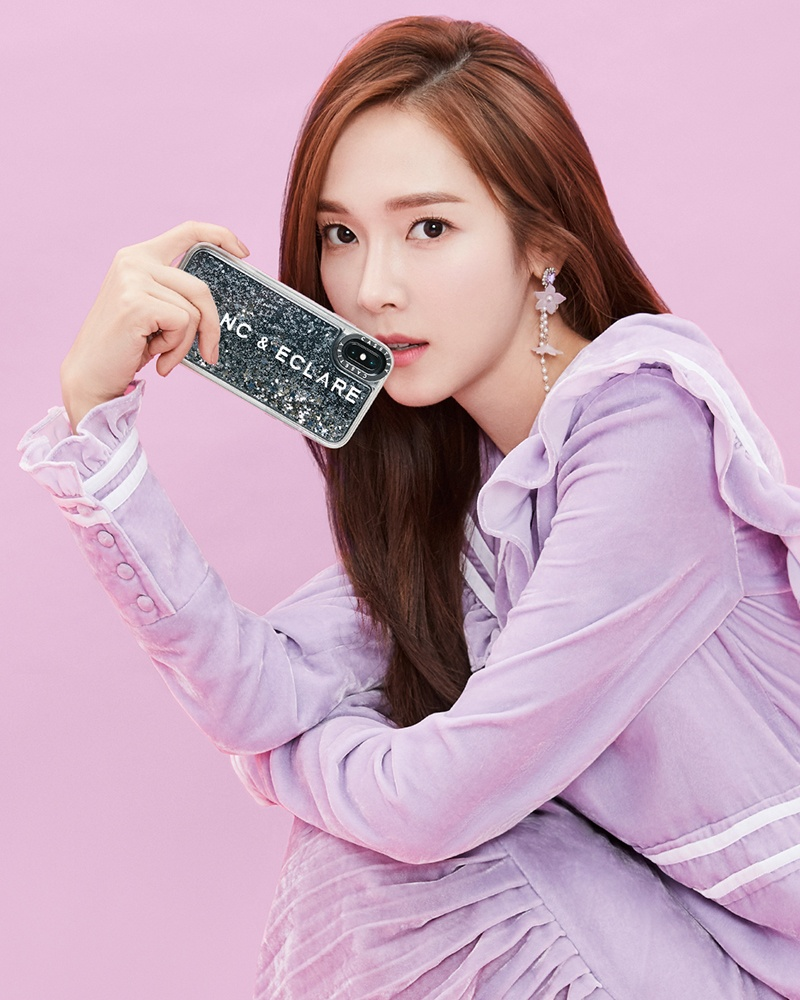 Jessica Jung launches BLANC & ECLARE x CASETiFY collaboration