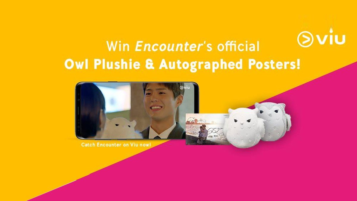 [GIVEAWAY] Win Encounter's official Owl Plushie and Autographed Posters!
