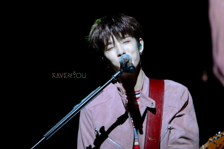 Jae (DAY6) in Paris