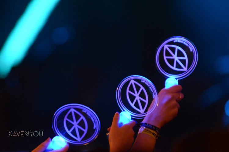 Fanmade DAY6 lightsticks