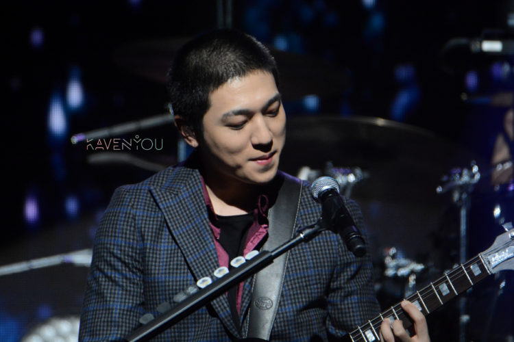 Sungjin (Day6) in Paris