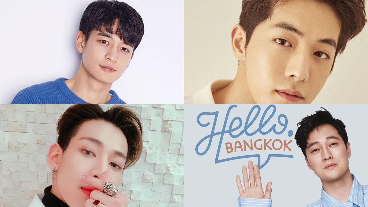 2 March 2019: Korean stars' BKK fanmeetings extravaganza