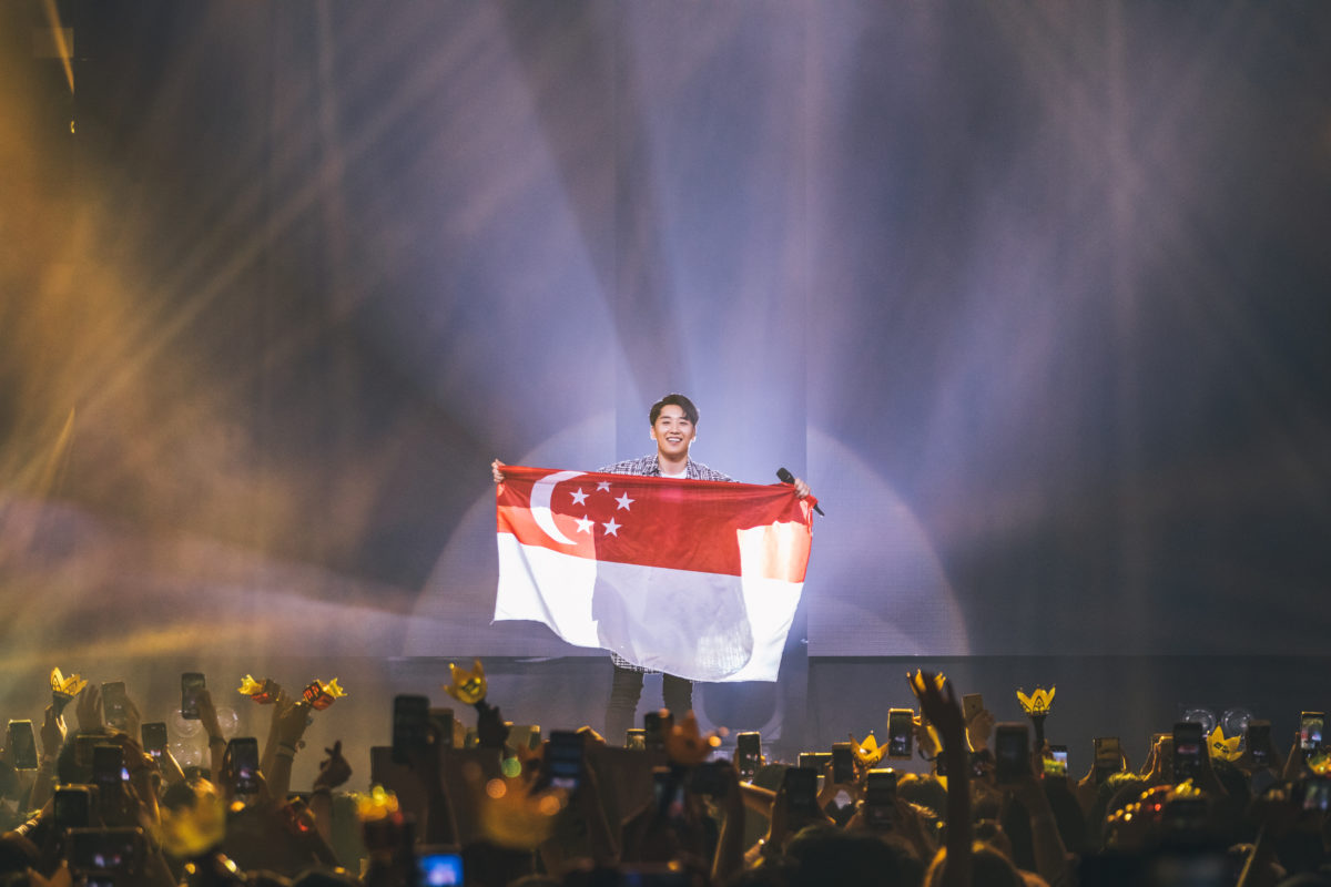 VIPs partied with a big bang at The Great Seungri Tour in Singapore