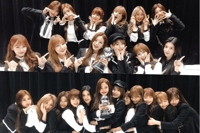 IZ*ONE - The girl group to make waves in KPop and JPop in 2019