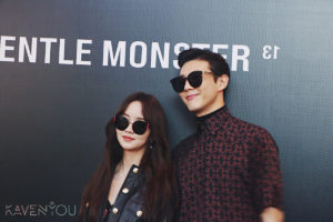 Gentle Monster drops new 13′ collection with the appearance of Korean actor Jisoo and Kim So Hyun!