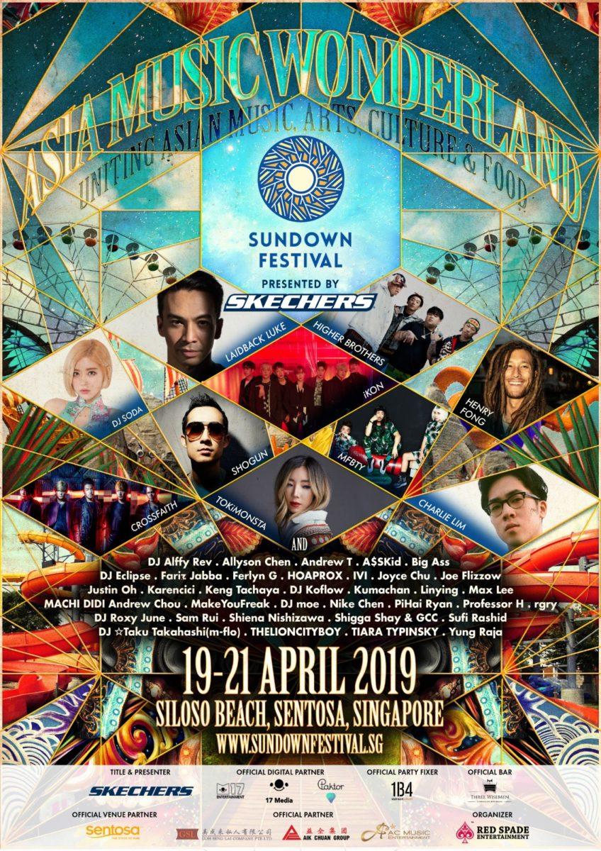 Skechers Sundown Festival returns for the 10th edition with MFBTY, iKON & more