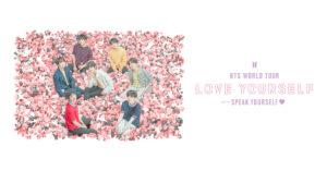 BTS sells out stadiums in Europe, tickets resold at 4000USD