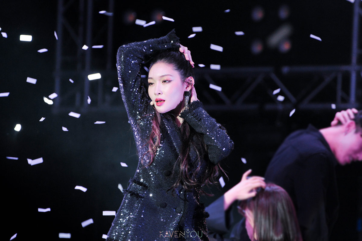 Byulharangs' hearts go Pit-A-Pat at Chungha's 1st Fan Meet in Singapore