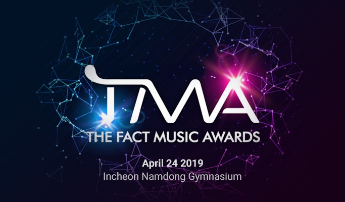 korean the fact music awards concert 2019