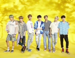 BTS To Release New Japanese Single 'Lights/Boy With Luv' on July 3