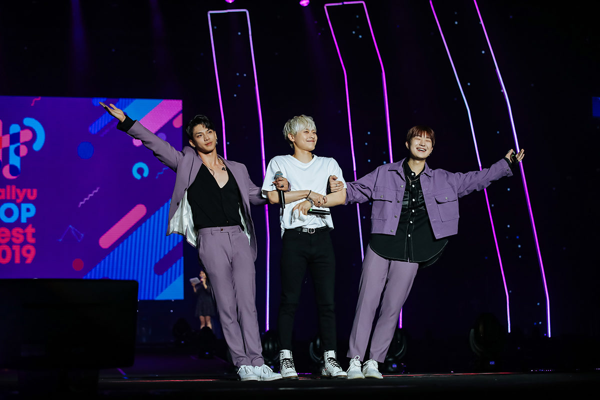 HallyuPopFest 2019: 2-days of non-stop partying and ear-deafening fanchants!