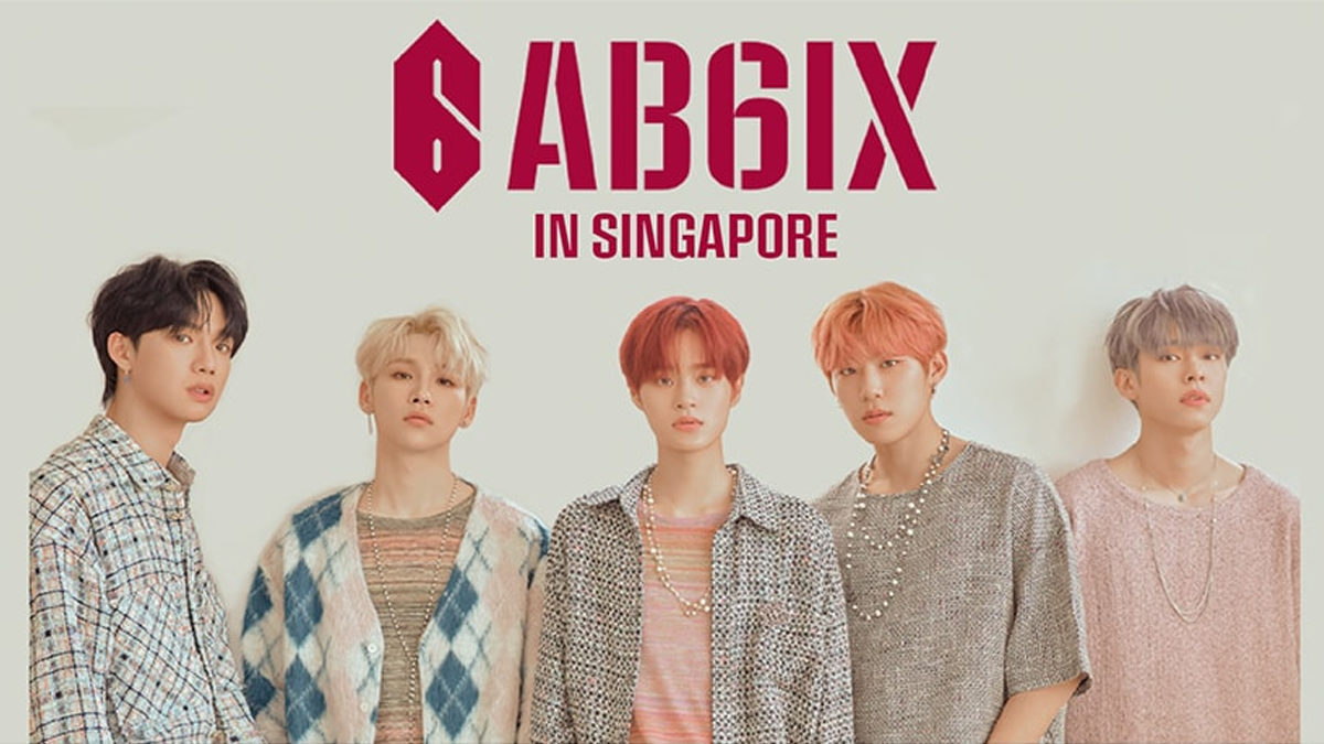 AB6IX to make a date with ABNEWs in Singapore this summer