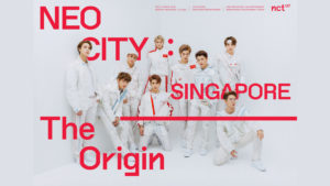 NCT 127 to bring 1st World Tour 'NEO CITY - The Origin' concert to Singapore on 20 July
