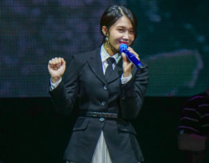 Jeong Eunji Breaks Convention At 1st Solo Concert In Singapore