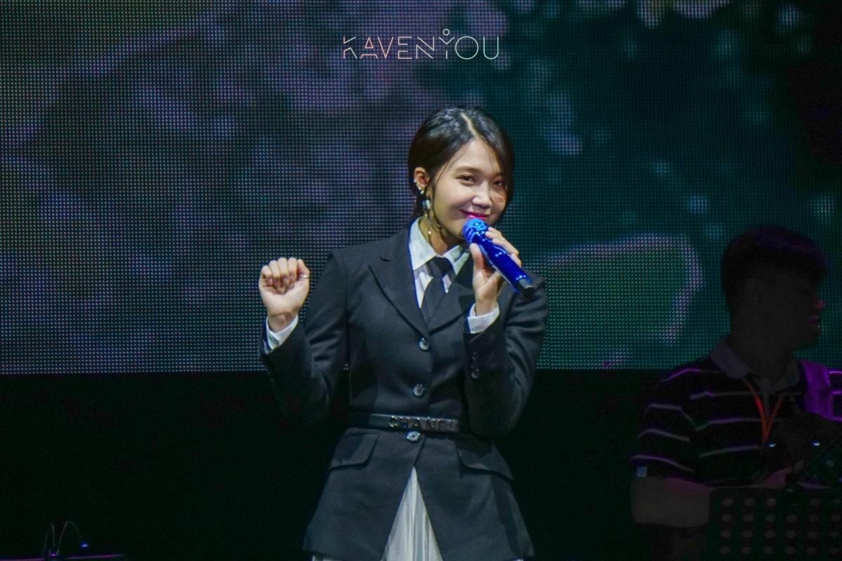 Jung Eunji Hye Hwa in Singapore