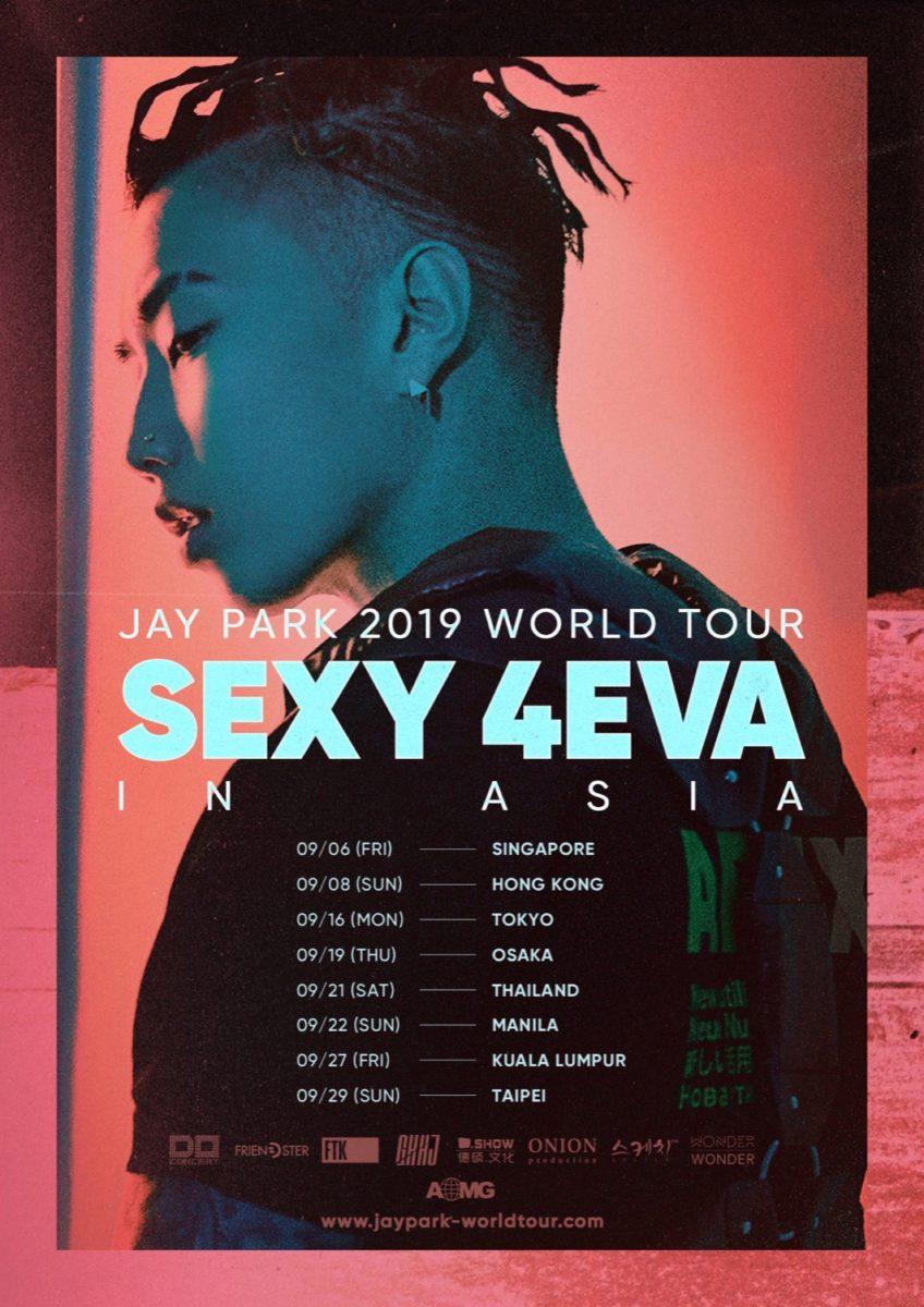 Jay Parking Singapore Concert 2019