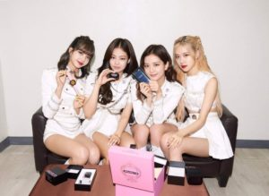 BLACKPINK Samsung singapore
