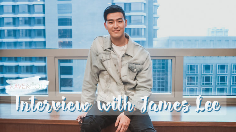[INTERVIEW] James Lee talks about his solo career & life in Korea