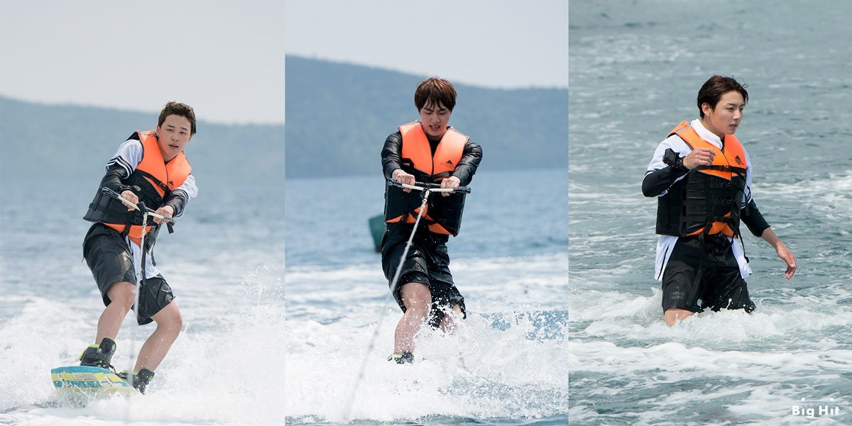 korea activities water sports