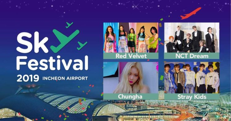 Incheon Airport Sky Festival 2019